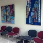 גלריה בלובי בית הספר לחינוך